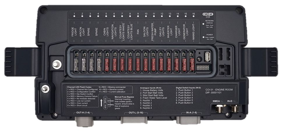 Bep Czone Combination Output Interface  Coi
