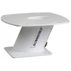 Scanstrut PowerTower 150mm Radar Mount - Aluminium - Suits Radomes, Open Array Radars and Small Satcom/TV Antenna (106326)