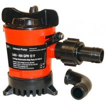 Johnson Submersible Cartridge Bilge Pumps