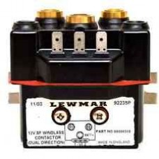 Strange Lewmar Solenoid Contactor Wiring Cloud Oideiuggs Outletorg