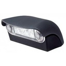 Hella LED License Plate Light - 10-33VDC (2559-1)