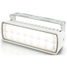 Hella Marine LED Sea Hawk R Flood Light - White Housing - 9-33VDC - 550 Lumens (2LT980573021)