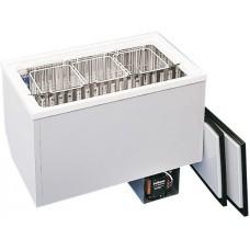Isotherm BI 92 Litre - 12 to 24 Volt DC Only - 92 Litre Built-in Top Loading Fridge-Freezer - Dual Lid - TP1610G (3092BB2B)