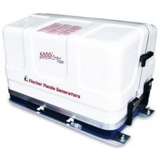 Fischer Panda iSeries 5000i Marine Generator - 5kVA (4.2kW) - 230VAC-50Hz - Variable Speed Diesel Powered - Remote Control - Super Silent Insulation (337020)