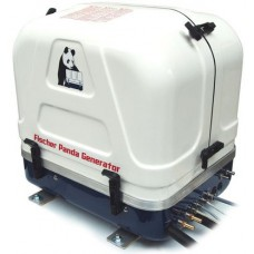 Fischer Panda iSeries 8000i Marine Generator - 8kVA (6.4kW) - 230VAC-50Hz - Variable Speed Diesel Powered - Remote Control - Super Silent Insulation (337042)