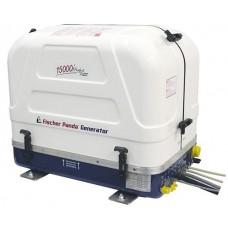 Fischer Panda iSeries 15000i Marine Generator - 15kVA (12kW) - 230VAC-50Hz - Variable Speed Diesel Powered - Remote Control - Super Silent Insulation (337056)