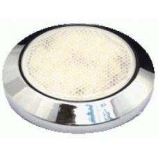 OceanLumi LED Interior/Exterior Light - 12V - 69mm - Chrome - Non Switched (41-69C-30)