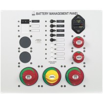 Marine Battery Management Panels