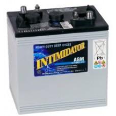 Deka Intimidator (Seamate) - 6 Volt - 187Ah - 690CCA - DUAL Purpose AGM Battery (8AGC2M)