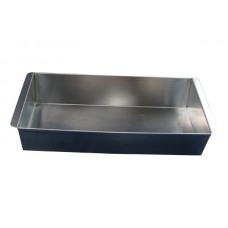 Galleymate Baking Dish - Stainless Steel - Suits Sizzler Deluxe 2 High Lid and Galleymate 1100 or 1500 (GBD)