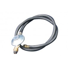 Galleymate LPG Gas Regulator and Hose - Suits Most Standard Gas Bottles (RegHose1.2m)