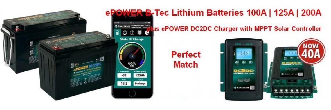 B-Tec Lithium