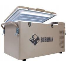 Bushman - The Original 35L Portable Bushman - 240V/12V/24V - Fridge or Freezer - 2 Internal Stacking Baskets