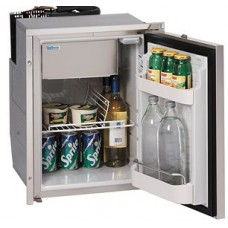 Isotherm CR42 Inox Stainless Steel Fridge/Freezer - 12 or 24 Volts DC - 42 Litre - Left or Right Hand Door Hinge (1042BA1MK)