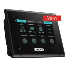 "BEP Touch 5"" CZone - Sleek Compact Touch Screen with Wifi and IPX7 Waterproofing 112800 (911-0124)"