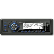 Clarion M508 Marine Stereo - Digital Media Receiver with Built-In Bluetooth - Dual Zone - USB and Aux Input (15076-001)