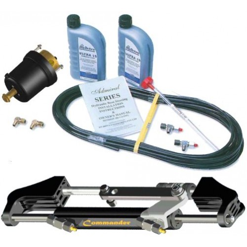 hydrive commander complete outboard steering kit bullhorn mount Classic Car Wiring Diagrams hydrive commander complete outboard steering kit bullhorn mount suits most single mercury outboards up to 200hp \u0026 dual counter rotating outboards up to