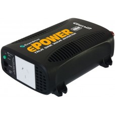 Enerdrive ePower 400W 12V Gen2 True Sine-Wave Inverter - 12V DC to 240V AC - 400 Watt (EN1104S-12V-G2)