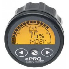 Enerdrive ePRO PLUS Battery Monitor - 12, 24 and 36 Volts DC - 50mm Display - Incl. 500A Shunt and 5m Wiring Cable (EN55050)