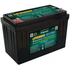 Enerdrive ePOWER Lithium B-TEC 100Ah Battery 12V - Incl Bluetooth Monitoring (EPL-100BT-12V)