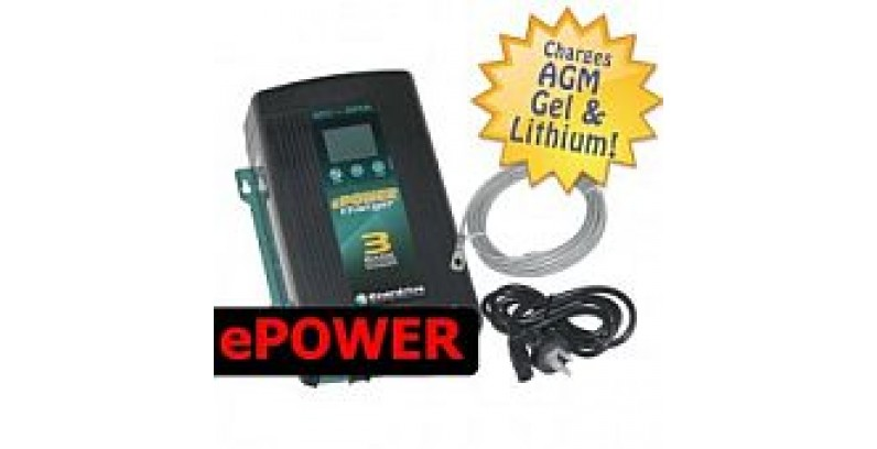 Enerdrive Battery Charger Review
