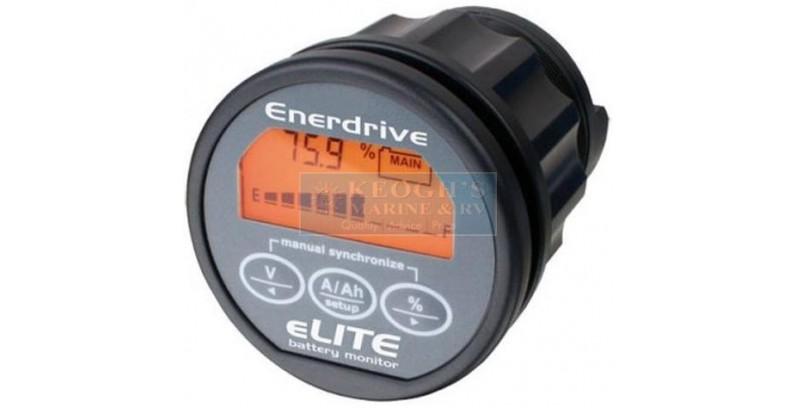 Enerdrive eLITE Battery Monitor Explained
