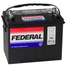 Federal Battery - 24M5  - 12 Volt -  550CCA - Marine Starting - Maintenance Free Battery (24M5)