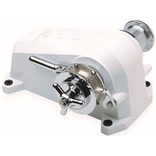 * CURRENT STOCK ONLY @ SPECIAL PRICE * Muir Cheetah HR2500 Compact Horizontal Anchor Winch - 12V 1200W Motor - Suits 8mm SL Chain and 14mm Rope (F061031)