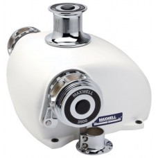 Maxwell HWVC3500 12 Volt Horizontal Anchor Winch / Windlass 1200W Motor - Suits most Boats to 21m (Dual Chain Only Wheels plus a Vertical Capstan)  (P13101)