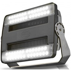 Hella HypaLUME LED Floodlight - Close Range Lense - Multivoltage 24/48V DC - 25,000 Lumen - Optional AC Adaptor (1GJ011872501)