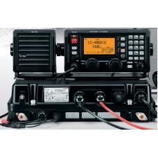 ICOM IC-M801E, MF/HF SSB Radio Telephone - Available in 12V or 24V - Remote Control Head - DSC - Long Range Communications (IC-M801E)