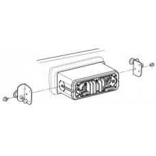 ICOM MB132 Flush Mounting Kit - Suits IC-M423, IC-M506 and IC-M510 (MB132)