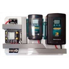 Enerdrive AGM/Lithium Battery Management System 20A incl. 40A DC2DC Charger, MPPT Solar Controller, 12V 20A Battery Charger, Battery Monitor, Fuse Hub and Low Battery Cutout (K-AGM-BOARD-1)