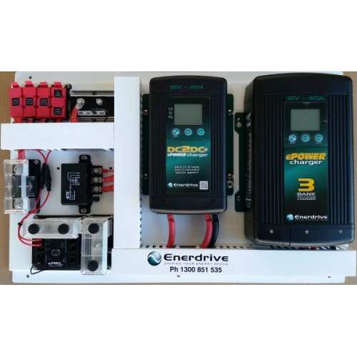 Enerdrive Rv80 Battery Management System