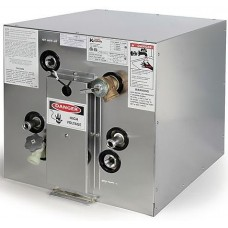 ** TWO ONLY IN STOCK ** Kuuma Force 10 Marine Hot Water Heater - 24 Litre - 240 Volt / Heat Exchange - Front Mounting Tabs (40611)