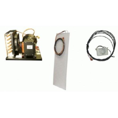 Nova Kool LT211-FL Fridge-Freezer Kit With BD50F Compressor - 12