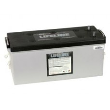Lifeline GPL-4DA - 12 Volt - 210Ah - 1100CCA - DUAL Marine Starting/Cycling AGM Battery (GPL-4DA)