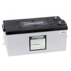 Lifeline GPL-8DA - 12 Volt - 255Ah - 1350CCA - DUAL Marine Starting/Cycling AGM Battery (GPL-8DA)