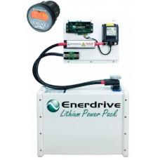 Lithium Battery Pack 200Ah 12V SLIM (LiFePO4) - Incl Battery Management System and ePRO PLUS LCD Battery Monitor (EPL-200AH-12V-SLIM+BMS)