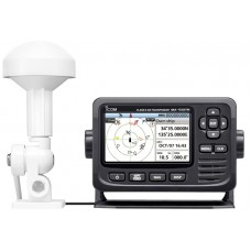 ICOM MA-510TR Marine AIS Transponder - Class B - GPS Receiver (Up to 100 Waypoints + MOB Function) - IPX7 - NMEA0183/2000 (MA-510TR)