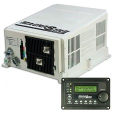 Magnasine Inverter Charger Combi - 2800W/12V DC to 110V @ 60Hz - Pure Sine Wave Inverter / 125A Battery Charger Combi with Remote Control(MS-2812A2)