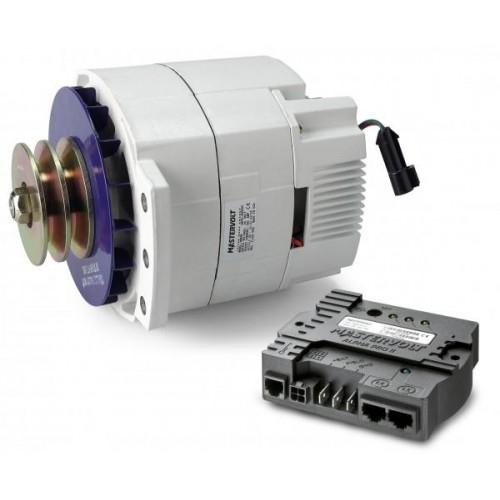 Mastervolt Alpha 24/150 MB Alternator and Regulator Combo