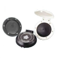 Maxwell Covered Foot Switch Black Trim and Cover (P19006)