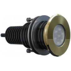 OceanLED Allure 50XFM-HD Underwater Light - Pro Series HD - Midnight Blue - 5260 Lumens - 10-32 VDC - 60° Beam 010218B (125244)