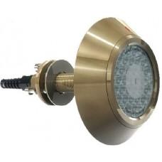 OceanLED Thru Hull 2010TH Underwater Light - Pro Series HD - Midnight Blue - 11400 Lumens - 10-32 VDC - 60° Beam 001-500731 (125282)