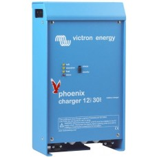Victron Phoenix Battery Charger - 12V - 30A  4 Stage Charging - 1 x 30A + 1 x 4A Output (PCH012030001)