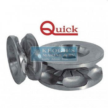 Quick Anchor Winch Spare Parts - Replacement Gypsy's