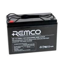 Remco AGM Battery - 12 Volt Deep Cycle