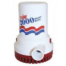 24 Volt Rule Bilge Pumps