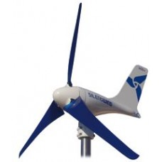 Silentwind 400 Wind Generator 12V - Weighs Only 6.8Kg - Low Noise - Startup 2.2m/sec - Max 450W/40A - Electronic/Manual Stop Switch (337700)